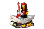 LEGO® Minifigures 71019 - The LEGO® Ninjago® Movie™ - Rocker s gitarou